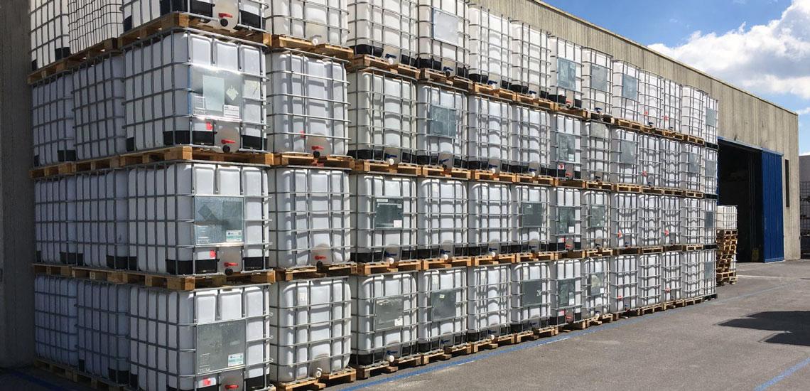 An intermediate bulk container (IBC) Supplier distributor