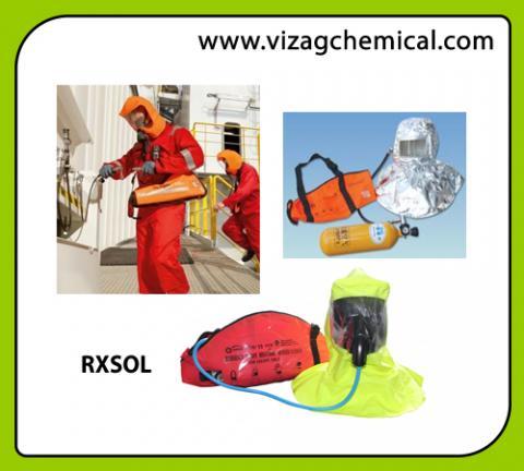 Emergency Escape Breathing Device EEBD | Vizag Chemicals