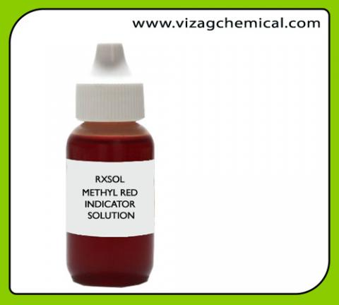 Methyl Red Indicator Solution | Vizag Chemicals